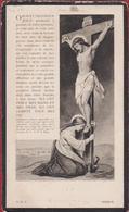 Josephus Van Brandt Maria Laureys Wommelgem 1934 Doodsprentje Bidprentje Image Mortuaire - Images Religieuses