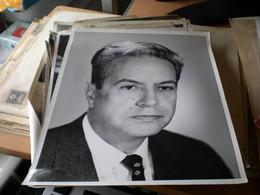 United Nations Portrait Of Mr Carce Quintana Mexico Big Format - Berühmtheiten