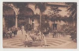 Montecatini Bagni Torretta Sorgente Acqua Rinfrescante - Viaggiata 1928 #Cartolina #Paesaggi - Pistoia