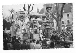 CHALON SUR SAONE (71) Photographie Format Cpa Carnaval Défilé Char Belle Animation 1952 - Chalon Sur Saone