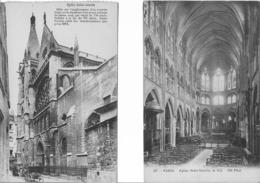 Paris - Eglise Saint-Severin - Iglesias