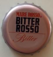 CHAPA BITTER ROSSO MARE ROSSO. USADO - USED. - Soda