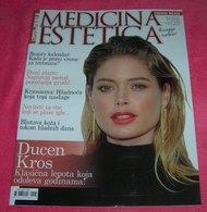 Doutzen Kroes - MEDICINA ESTETICA - Serbian January 2019 NEW And RARE - Books, Magazines, Comics