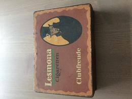 Tinbox, Tin Box, Cigarettes, Smoke, Lesmona,Bremen - Boites à Tabac Vides