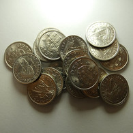 Portugal 18 Coins 2 1/2 Escudos 1981 BU - Lots & Kiloware - Coins