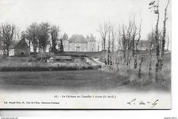 Le Château De Chazelles à Avèze - Other Municipalities