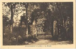 BOUFFEMONT  (95) Le Mesnil - Bouffémont