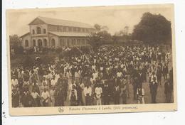 Retraite D'hommes à Lemfu   Congo Belge - Belgio