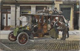 1911 - POLICE  ? , Gute Zustand, 2 Scan - Czech Republic
