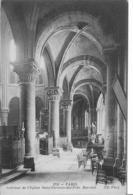 Paris - Eglise Saint-Germain-des-Près Interieur - Iglesias