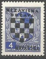 HR 1941-15 DEFINITIVE SET, CROATIA HRVATSKA, 1 X 1v, MNH - Croatie