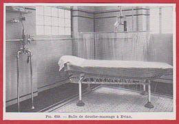 Salle De Douche Massage à Evian . Haute Savoie (74). Larousse Médical De 1974. - Autres