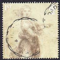 2019 GB  Leonardo Da Vinci Sketchwork - A Woman In Landscape 1st SG4179 Used - 1952-.... (Elizabeth II)