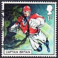 2019 GB  Marvel Comics (2019) - Captain Britain 1st Used - 1952-.... (Elizabeth II)