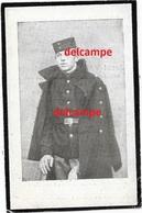Oorlog Guerre Jozef Van Der Cammen Strijtem Soldaat Gesneuveld Te O.L.V  Waver September 1914 Vaeremans Mechelen Walem - Devotion Images