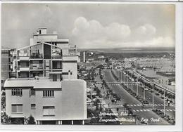 CHIOGGIA . Italia , Sottomarina-Lido , Lungomare-Adriatica , édit : A Campana J Puig-Ferran , écrite En 1962 , état SUP - Chioggia