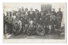HUSSEIN DEY (Algérie) Carte Photo Militaires Du Premier Groupe D'aviation D'Afrique 1924 - Algérie