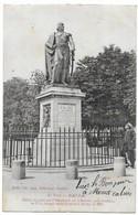 Gaillac Statue Du Général D' Hautpoul Edit. Lith-pap. Adhémar, Gaillac - Gaillac