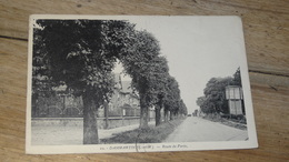 DAMMARTIN : Route De Paris …... … PHI.......2909 - Autres Communes