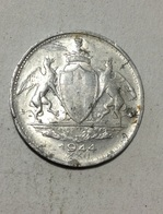 TOKEN GETTONE JETON TRANSIT U.I.T.E GENOVA TARIFFA RIDOTTA 1944 - Monetari/ Di Necessità