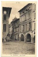 Gaillac Patisserie Mouret.Capus Rue Portal - Gaillac