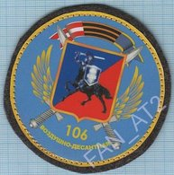 RUSSIA / Patch Abzeichen Parche Ecusson / 106 Airborne Brigade. Special Forces - Blazoenen (textiel)
