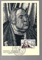 Maximum Card 1957 Franz Von Taxis (1459-1517) Albrecht Dürer (190) - Maximumkaarten
