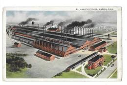 WARREN (Etats Unis D'Amérique)  Liberty Steel Co - Etats-Unis