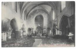 Gaillac Intérieur église St-Pierre Edit. Lith-pap. Adhémar, Gaillac - Gaillac