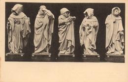 CPA 21 MUSEE DE DIJON PLEURANTS DU TOMBEAU DE JEAN SANS PEUR ET DE PHILIPPE LE HARDI 5e PLEURANT - Dijon
