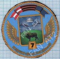 RUSSIA / Patch Abzeichen Parche Ecusson / 11th Airborne Division. Bull . Special Forces - Blazoenen (textiel)