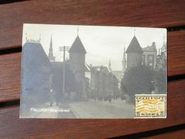 1921 Esti Post Estonie Tallinn - Estonia
