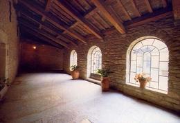 Santuario Della Verna - Arezzo - Chiostro Quattrocentesco - Particolare - Formato Grande Non Viaggiata – E 11 - Arezzo