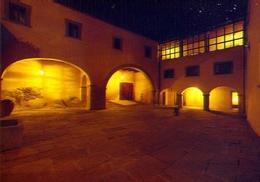 Santuario Della Verna - Arezzo - Chiostro S.chiara - Formato Grande Non Viaggiata – E 11 - Arezzo