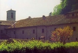 Santuario Della Verna - Arezzo - Veduta Del Santuario - Formato Grande Non Viaggiata – E 11 - Arezzo