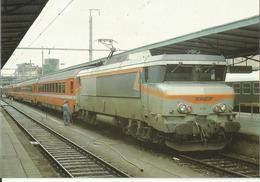 Train  EC95  Gare  UXEMBOURG  ****  535 - Luxembourg - Ville