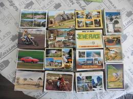 LOT   DE  1600  CARTES  POSTALES   VIERGES   DE  FRANCE - Postcards