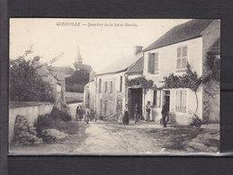 78 GUERVILLE QUARTIER DE LA ST MARTIN - Guerville