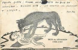 48 , La Bete Du Gevaudan , * 423 61 - Frankrijk