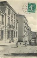 20 , AJACCIO , Banque De France Et Rue De La Poste , * 423 63 - Ajaccio