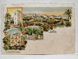 Israël. Jaffa. Hôtel Du Park - Israel