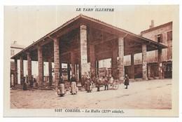 Cordes La Halle - Cordes