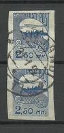 ESTLAND ESTONIA 1920 O VILJANDI Auf Michel 28 - Estonie
