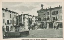 CASTIGLIONE DELLE STIVIERE - LA PIAZZA - Mantova