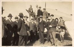Aviation - Avion Junkers F-13 à La Chaux-de-Fonds - 1929 - Rare - Walter Mittelholzer Et Alphonse Kammacher - Aérodromes