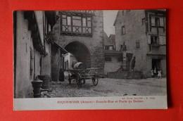 Riquewihr - Grande Rue Et Porte Du Dolder - Riquewihr