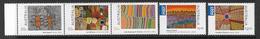 Australia SG3178-3182 2009 Indigenous Culture 5v Complete Unmounted Mint [4/4359/6D] - 2000-09 Elizabeth II