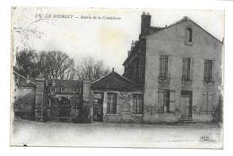 93/ SEINE SAINT DENIS..MONTREUIL...LE BOURGET. Entrée De La Cristallerie - Le Bourget