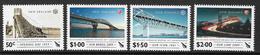 New Zealand SG3138-3141 2009 Auckland Harbour Bridge 4v Complete Unmounted Mint [4/4535/4D] - New Zealand