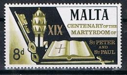 Malta Y/T 356 (0) - Malte